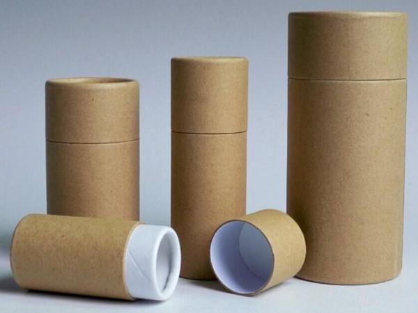 产品包装纸罐